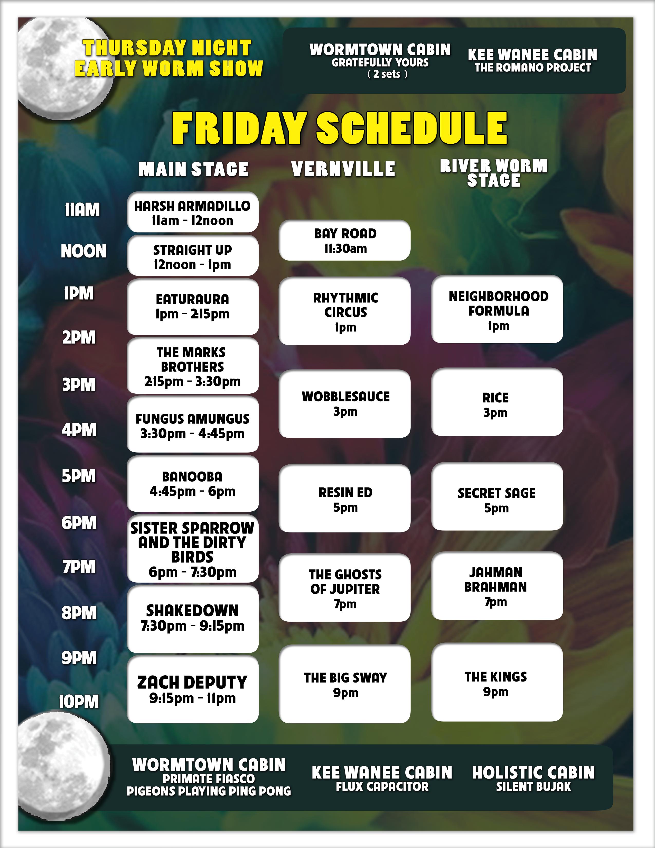 SCC2015-FridaySchedule